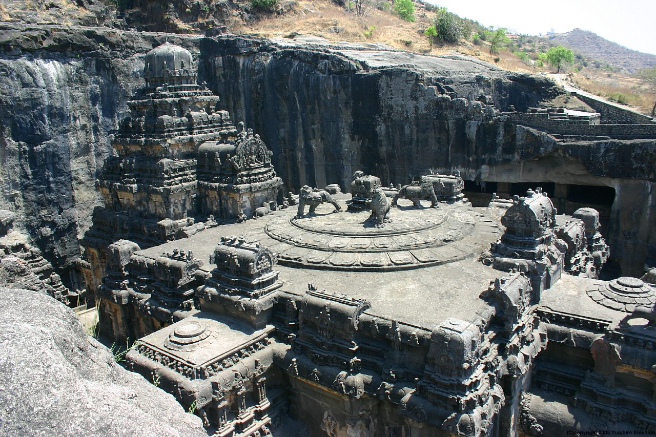 Explore Ellora Caves through Maharajas Express Tour Packages
