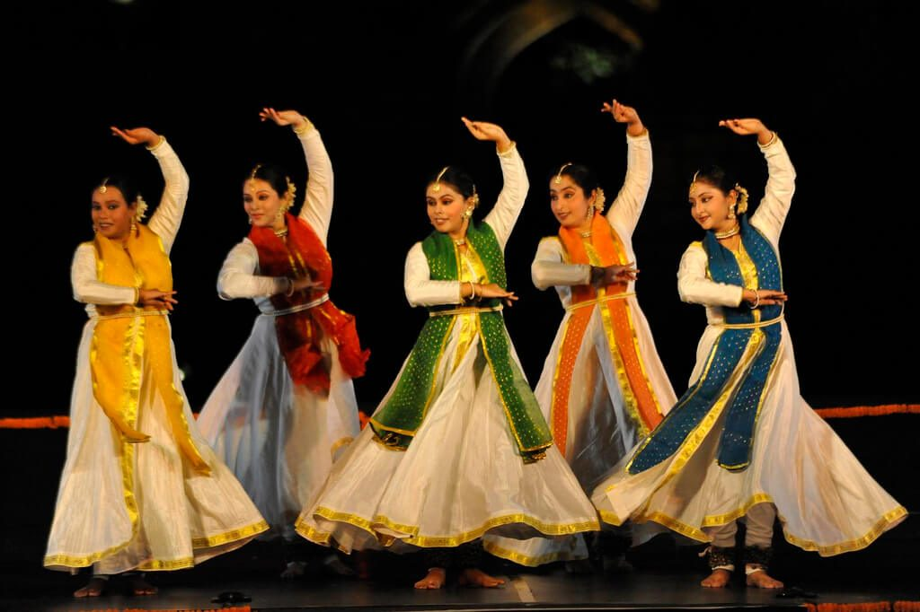 Kathak at Lucknow