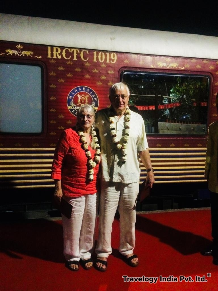 Our Guests of Maharajas Express
