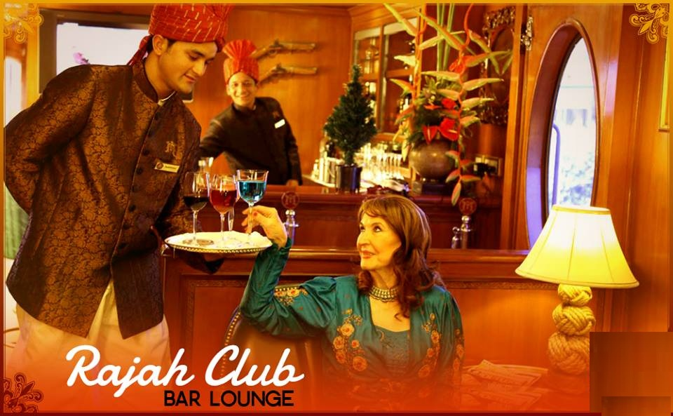 Rajah Club - Maharaja Express