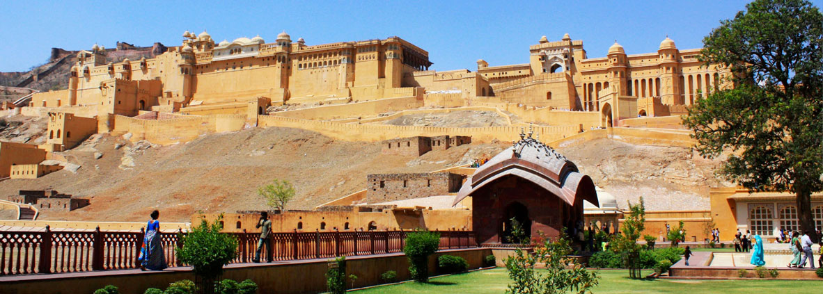 Amber Fort through Maharajas Express Tour Packages