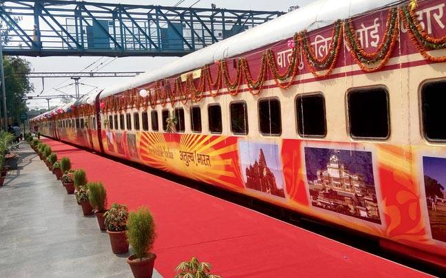 Tiger Express - Semi Luxury Train in India