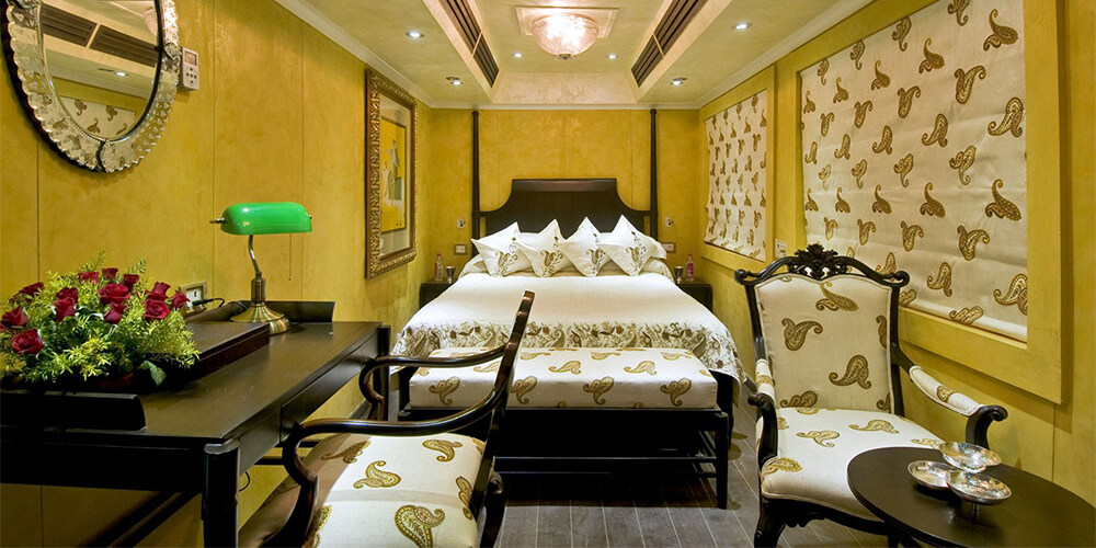Luxury Train India
