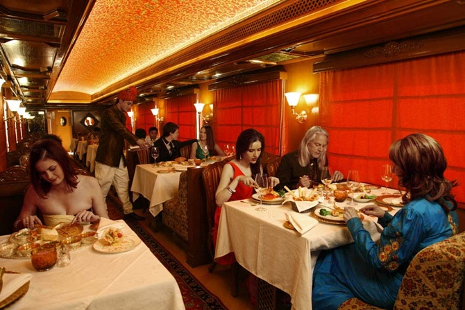 Maharajas Express Thematic Restaurants