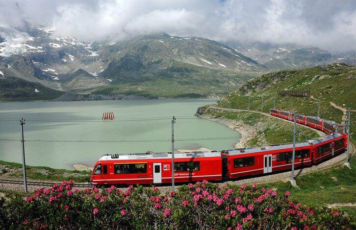 bergen-railway