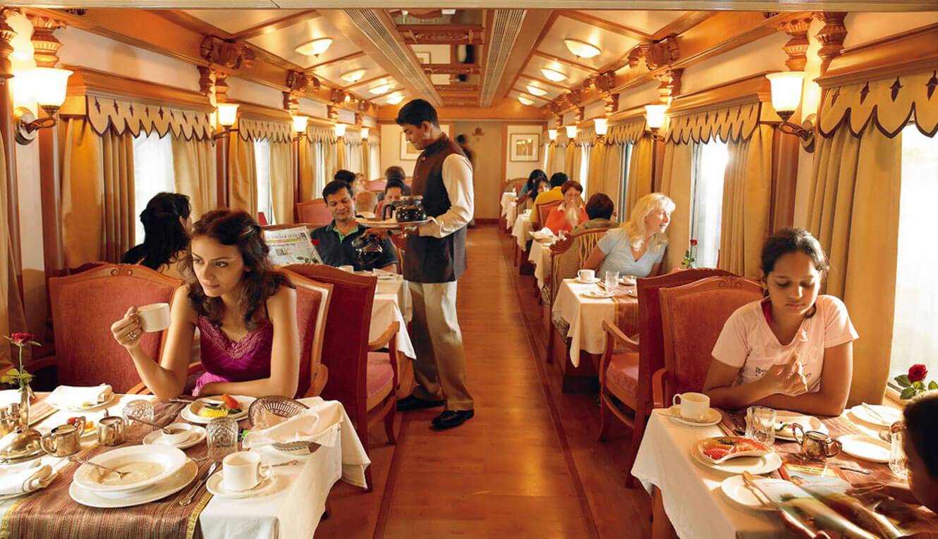 Cabins of Golden Chariot