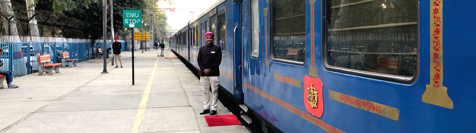 India's Palace on Wheels