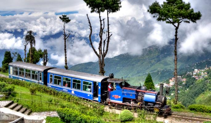 Darjeeling Himalayan Railway Track