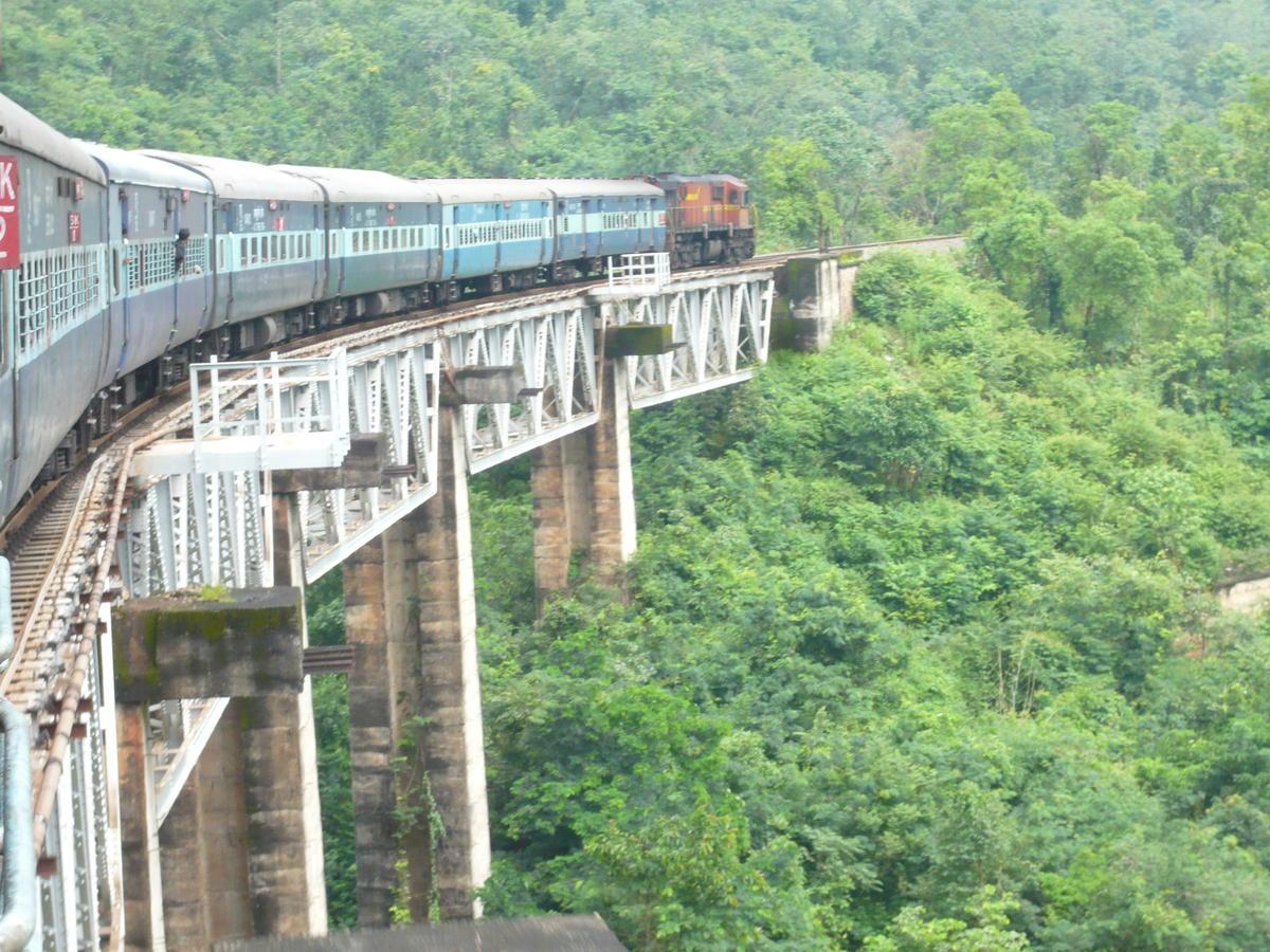 Koraput- Rayagada Railway Route