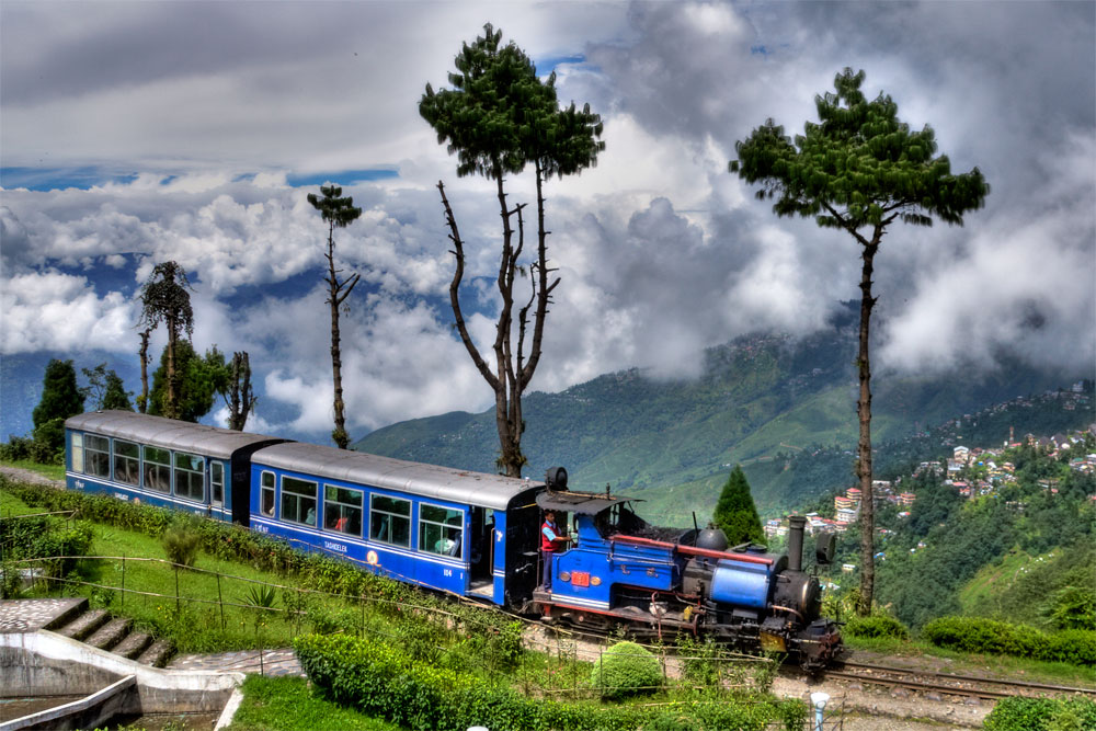 Darjeeling Himalayan Train