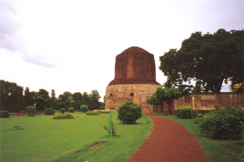 Dhamekh Stupa Varanasi