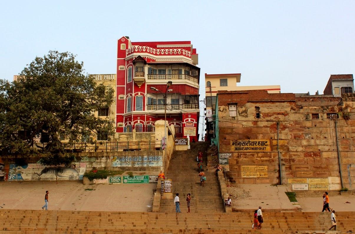 Mansarowar Ghat Varanasi