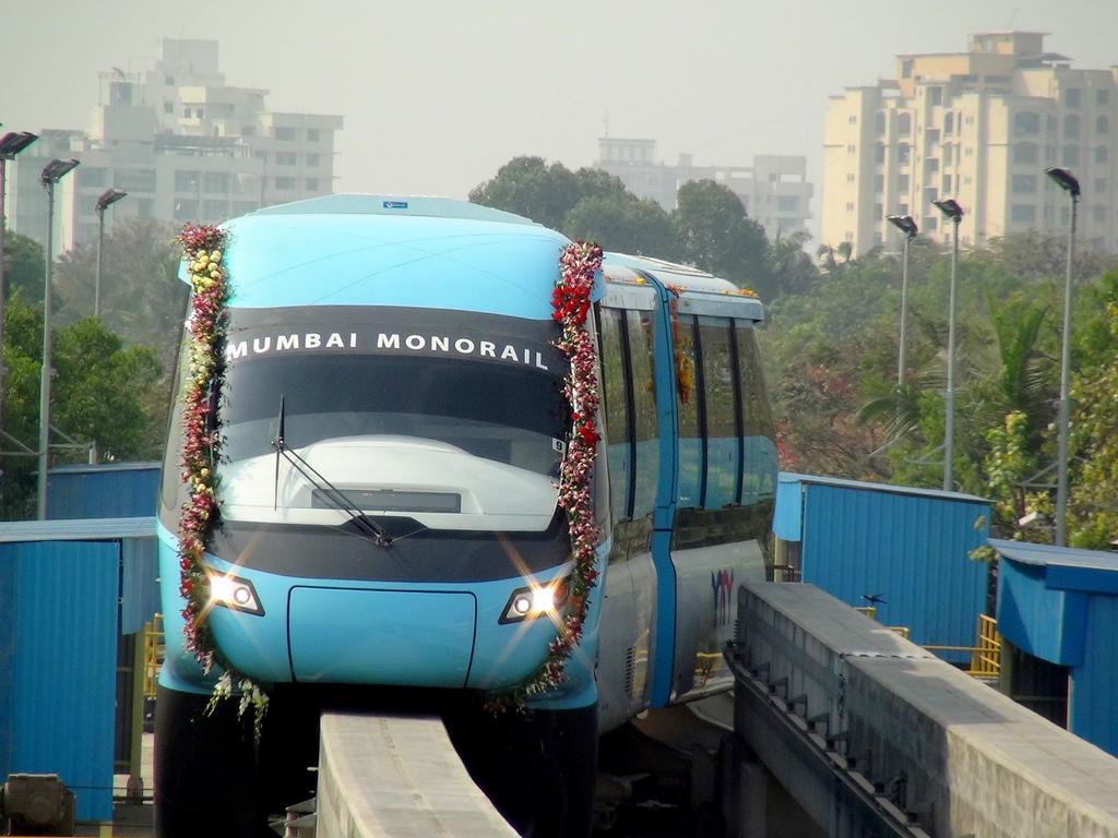 Monorail Mumbai