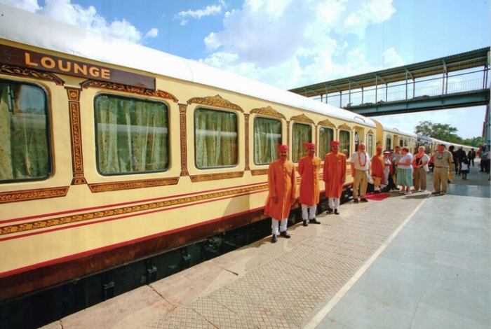 Palace on Wheels Rajasthan