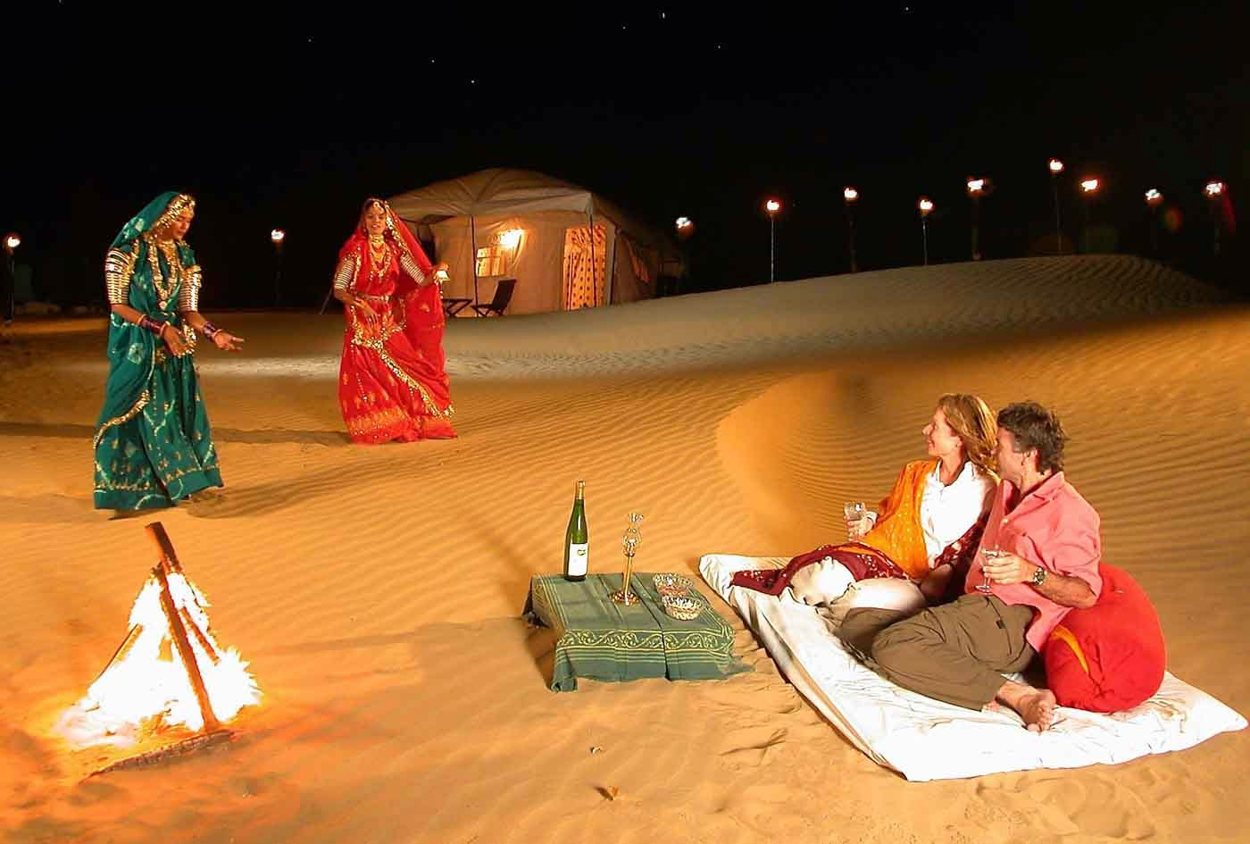 Sam Desert Nights Jaisalmer