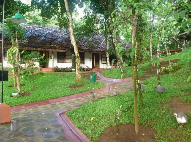 Spice Village Periyar Sanctuary, Kerala