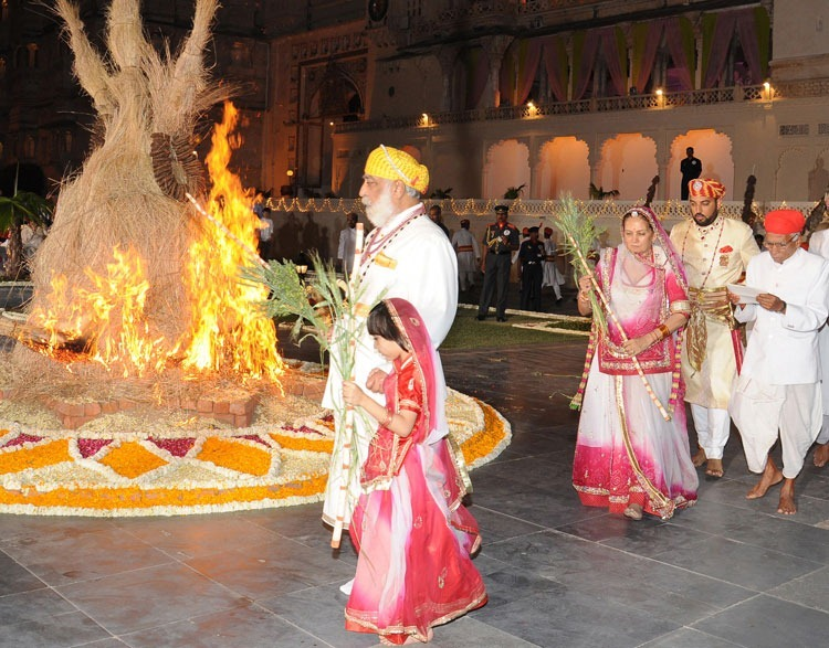 Holi in Udaipur
