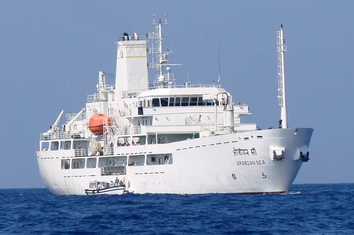 Lakshadweep Cruise
