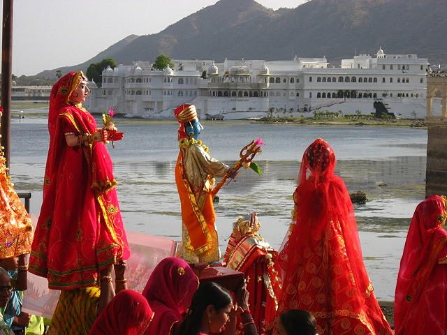 Mewar Festival in Udaipur