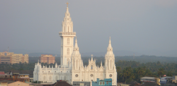 Our Lady of Dolours Church, Trichur Basilia