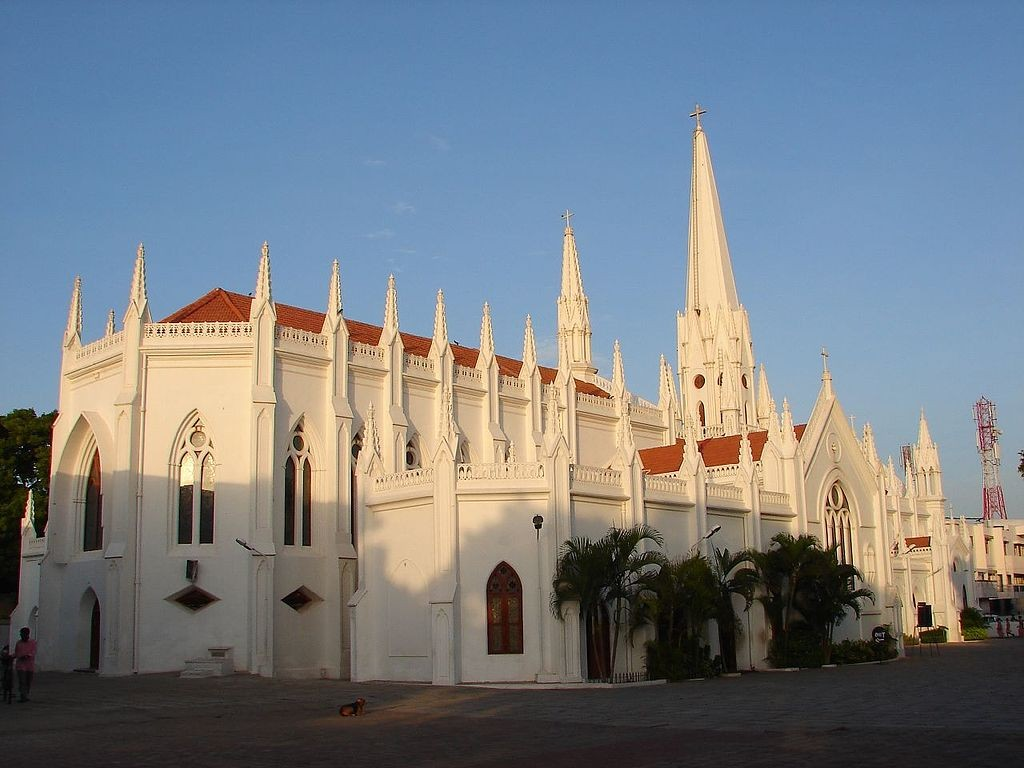 Santhome Church, Chennai