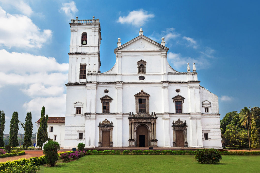 Se Cathedral Church, Goa