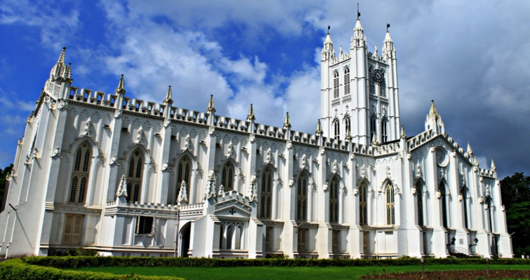 St. Paul Cathedral, Kolkata