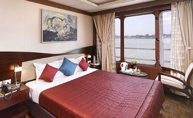 Sunderbans Luxury Cruise Inside View