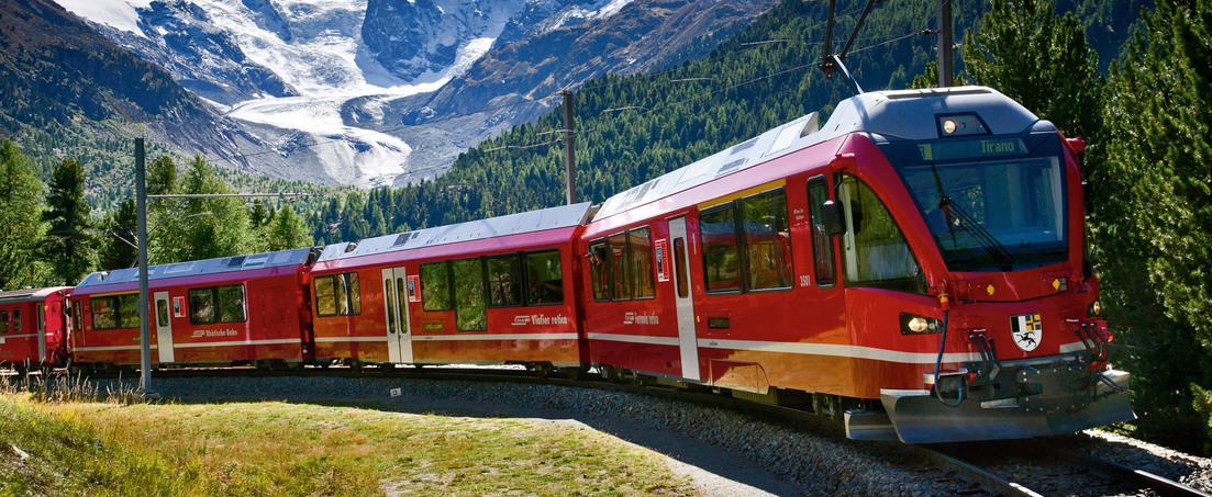 classic rail ride