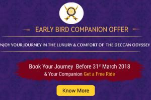 Deccan Odyssey Offer