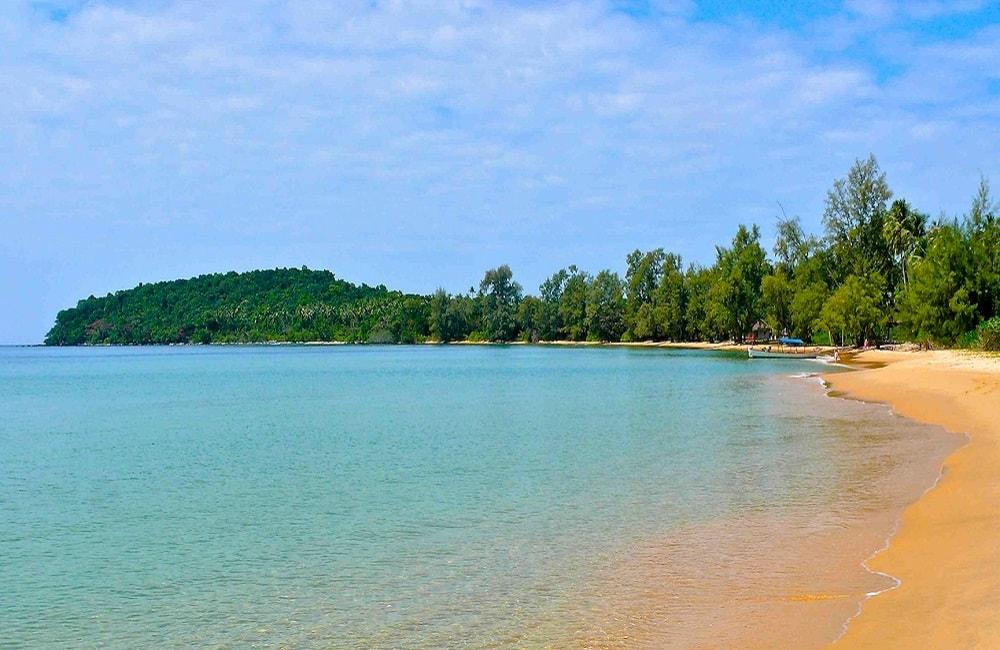 Koh Thmei beach