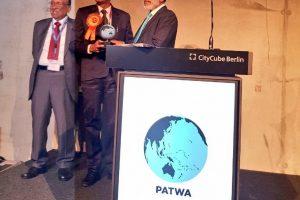 Palace on Wheels Award