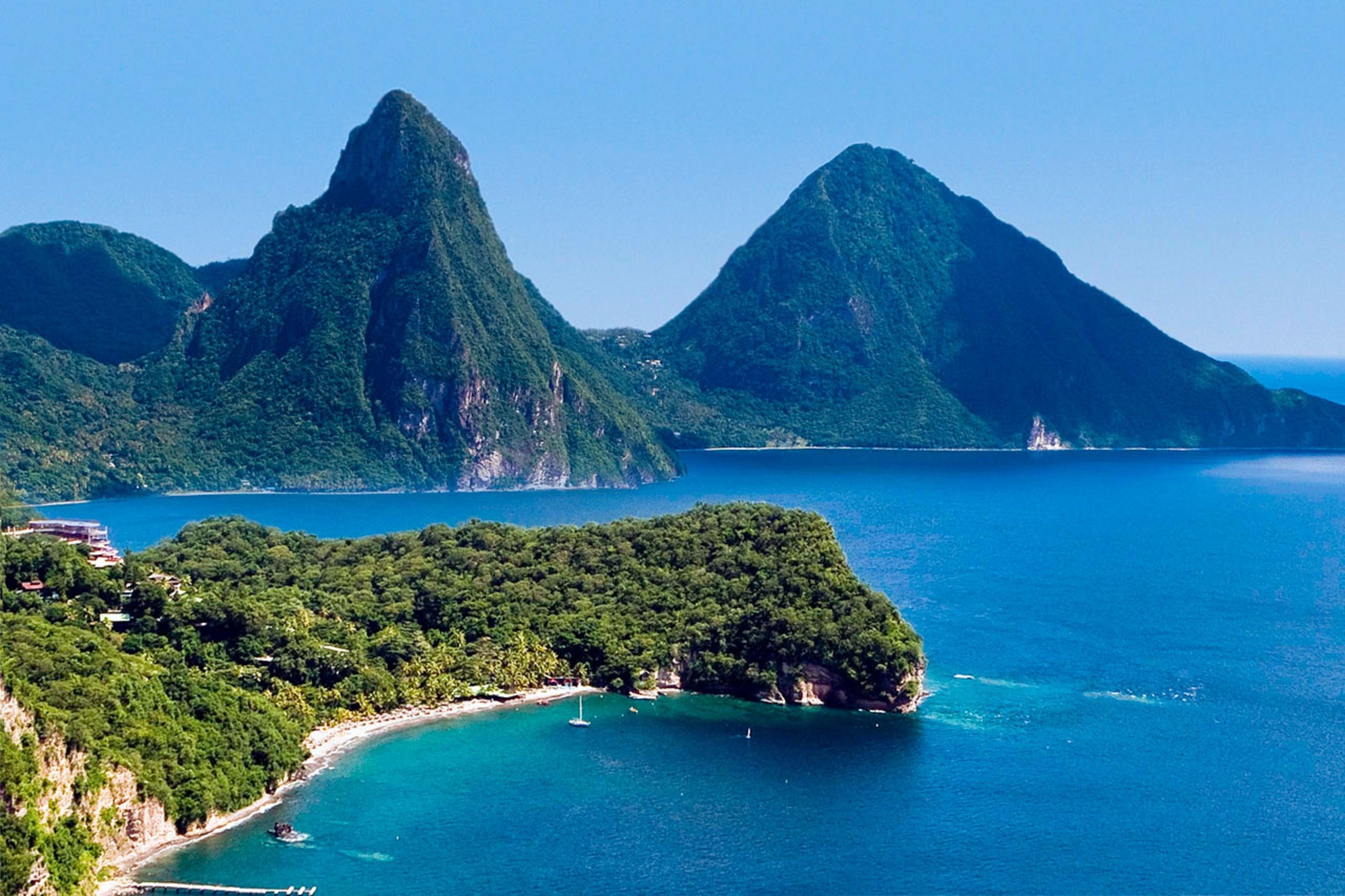 Eastern Caribbean Island