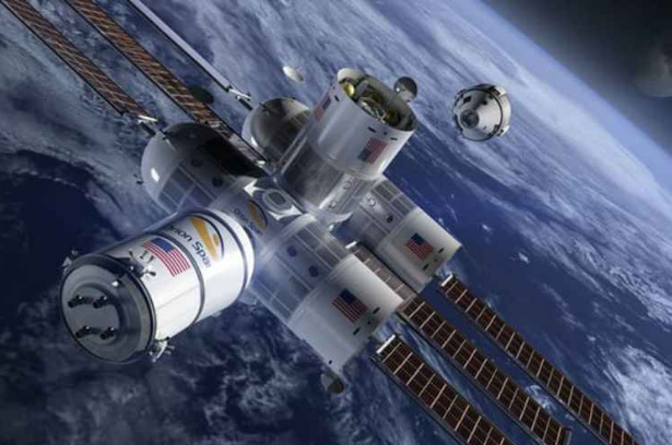 Luxury Vacations in Space