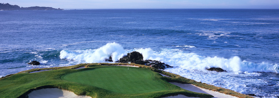 Monterey Peninsula, California & The Lodge At Pebble Beach
