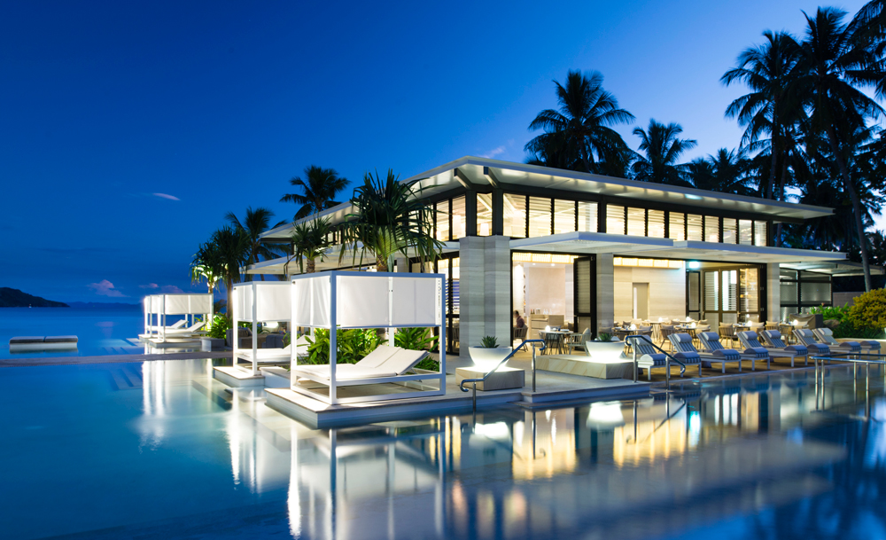 One and Only Hayman Island, Great Barrier Reef, Australia
