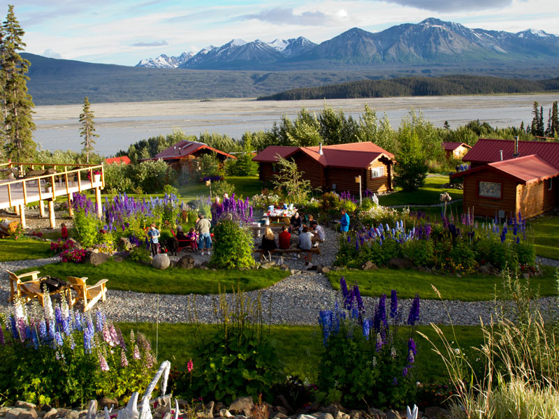 Ultima Thule Lodge, Alaskan Wilderness