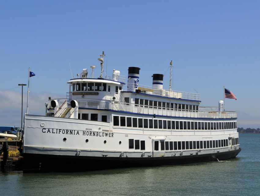 Hornblower Dinner Cruises on San Francisco Bay