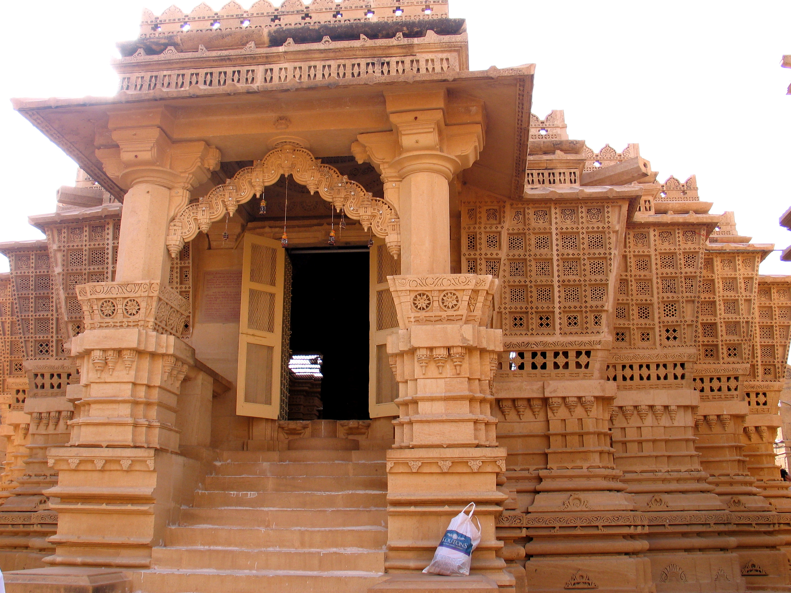 Lodurva Temple