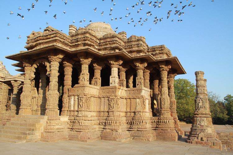 Solanki Era Temple, Modhera