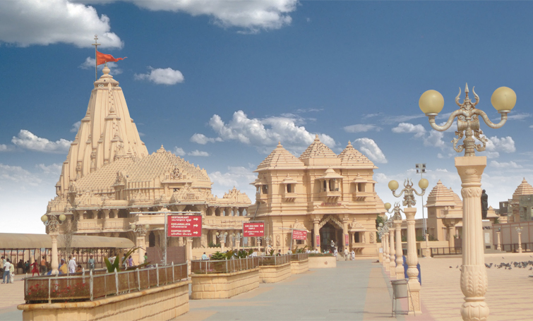 Somnath Temple, Gujarat