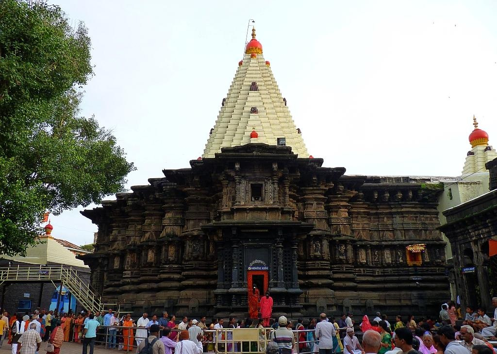 Mahalakshmi Temple Kolhapur Maharashtra