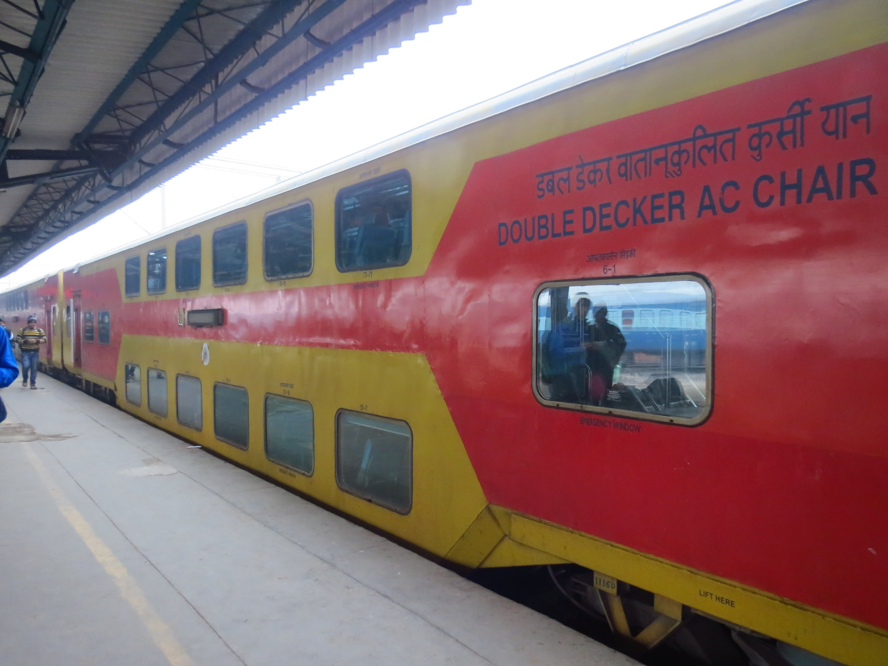DOUBLE DECKER Jaipur