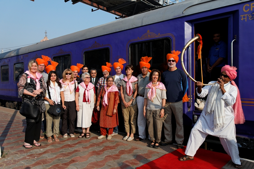 Deccan Odyssey Luxury Train
