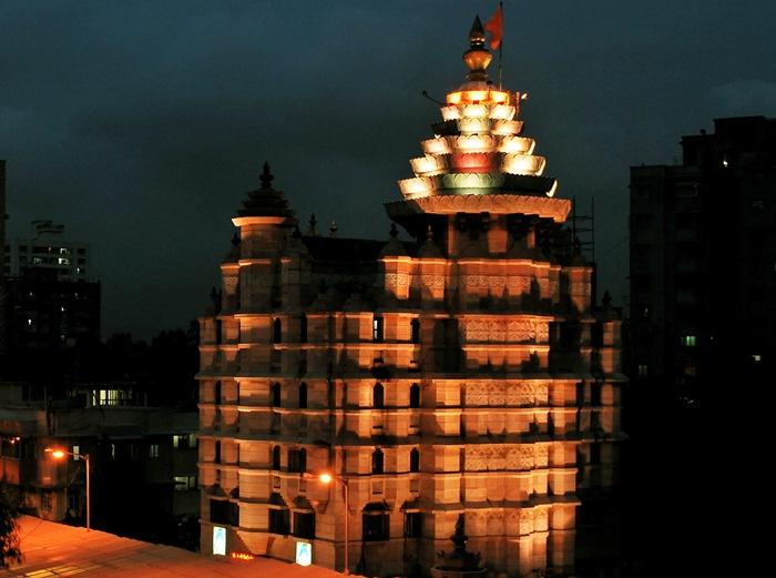 Siddhivinayak Temple, Mumbai