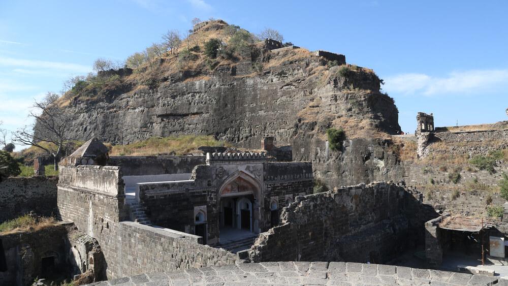 Daulatabad Fort, Daulatabad