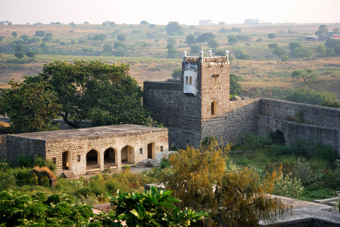 Kandhar Fort, Nanded