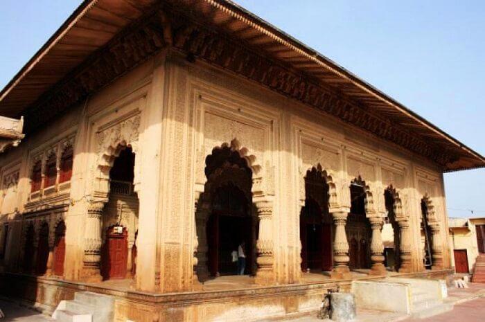 Laxman Mandir bharatpur