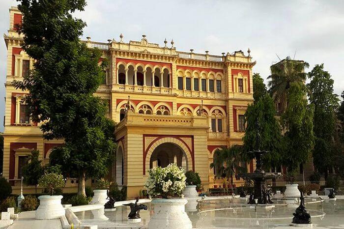 Makarpura Palace, Vadodara