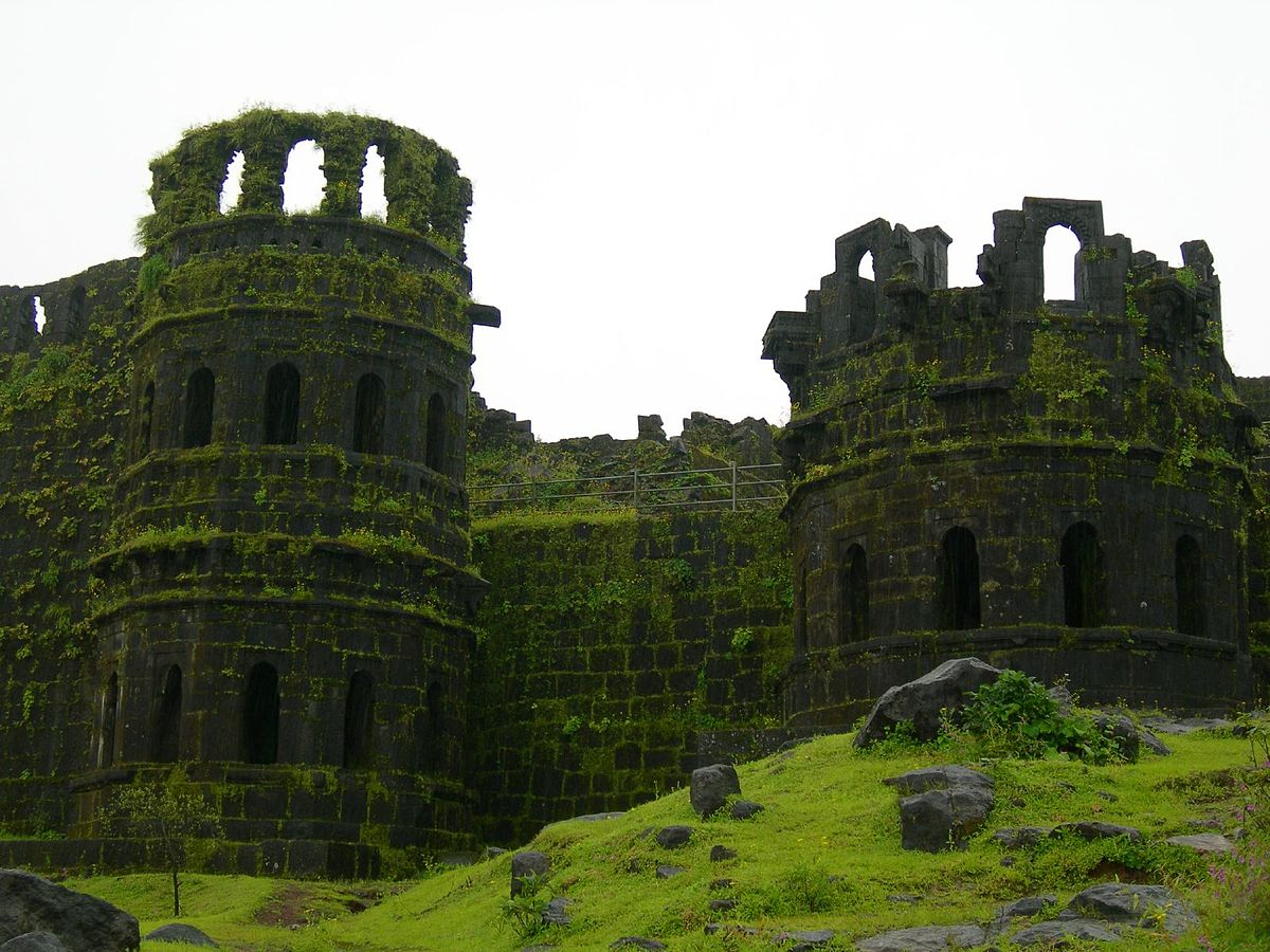 Raigad Fort, Raigad